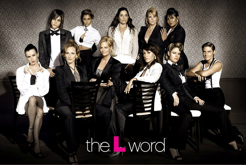 "Vendo DVD de la Série ""The L Word"" Thelword"